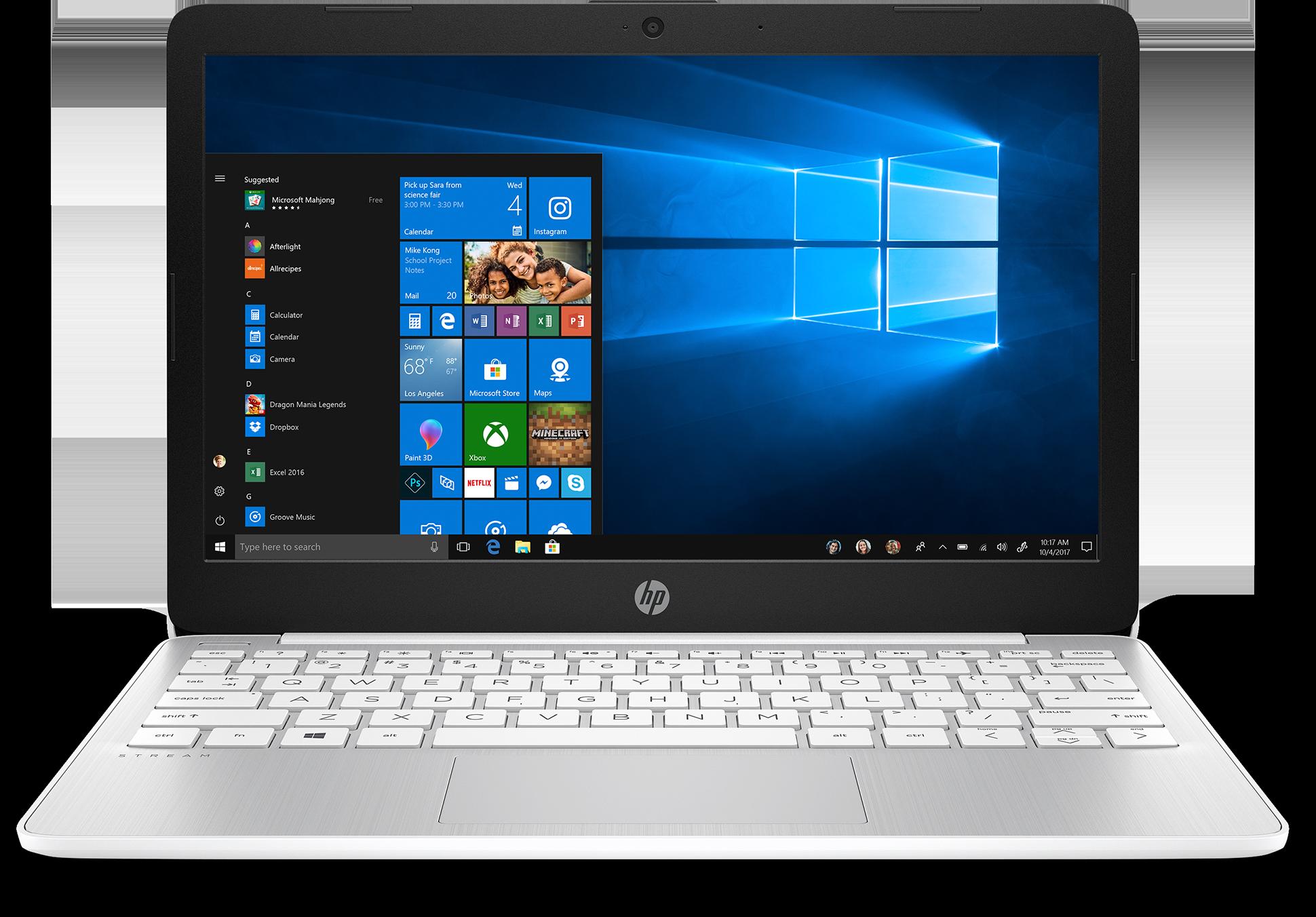 HP Stream 11-ak1061ms Laptop