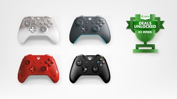 E3 Deals Controller, Xbox Design Lab
