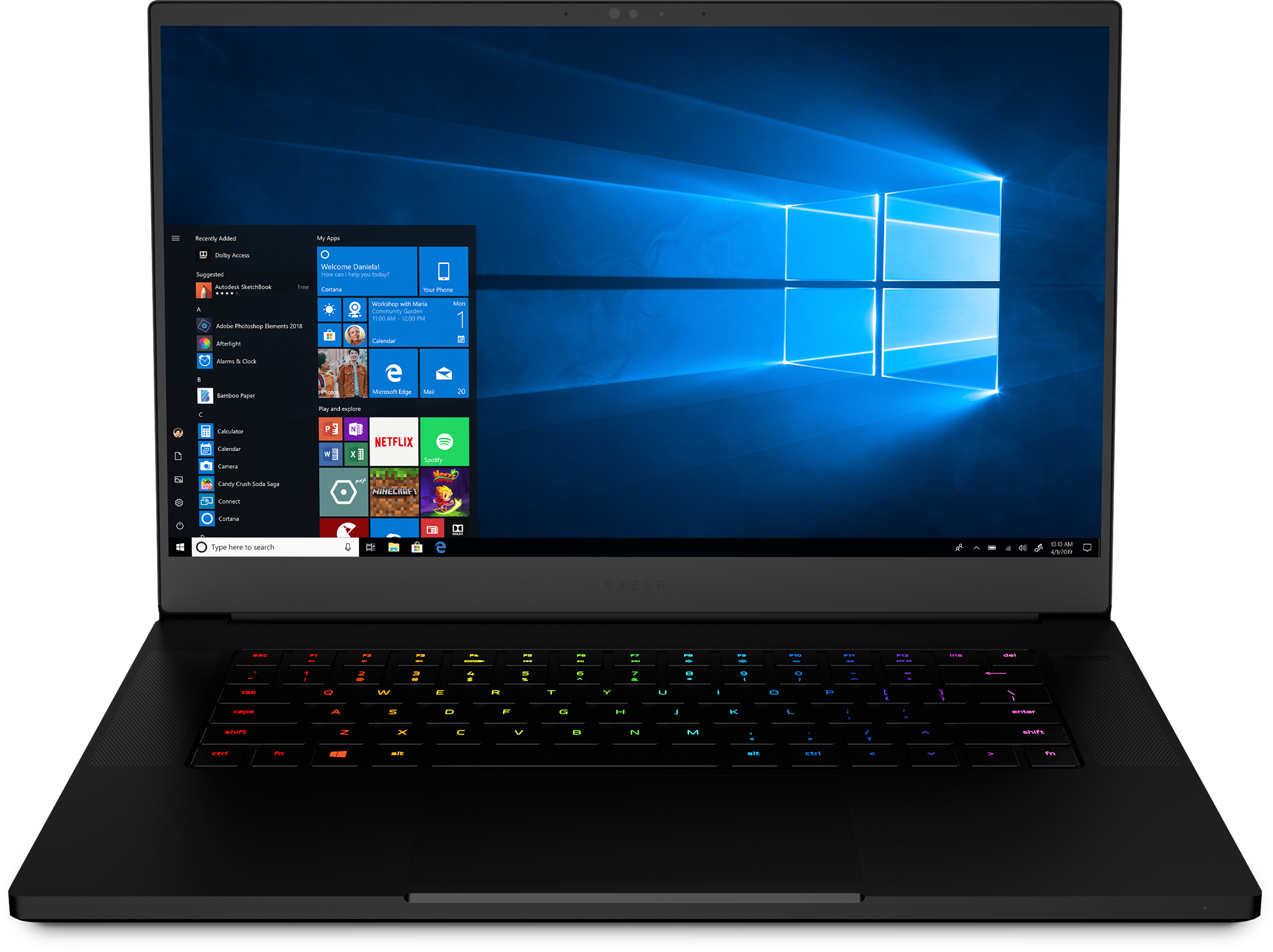 RE2ZSxd?ver=9fed - Razer Blade 15 RZ09-03017E02-R3U1 Gaming Laptop