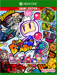 Super Bomberman R Shiny Edition for Xbox One