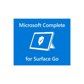 Microsoft Complete for Surface Go with Accidental Damage Coverage