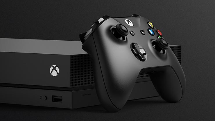 Pack Xbox One X