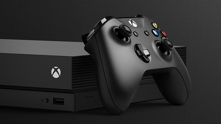 Image of Xbox One X
