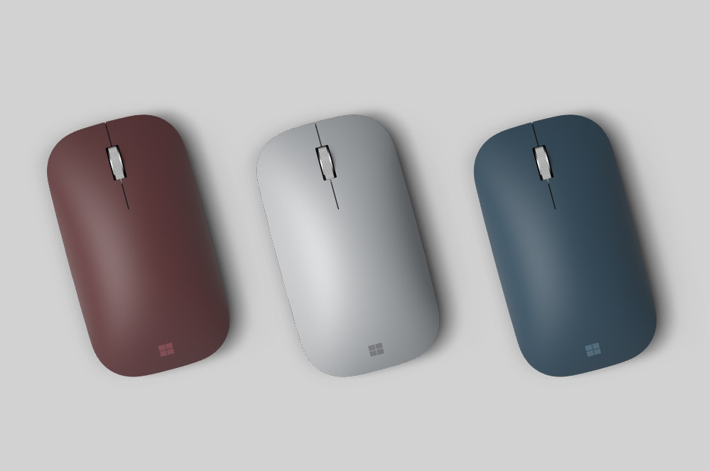 Den nye Surface Mobile Mouse