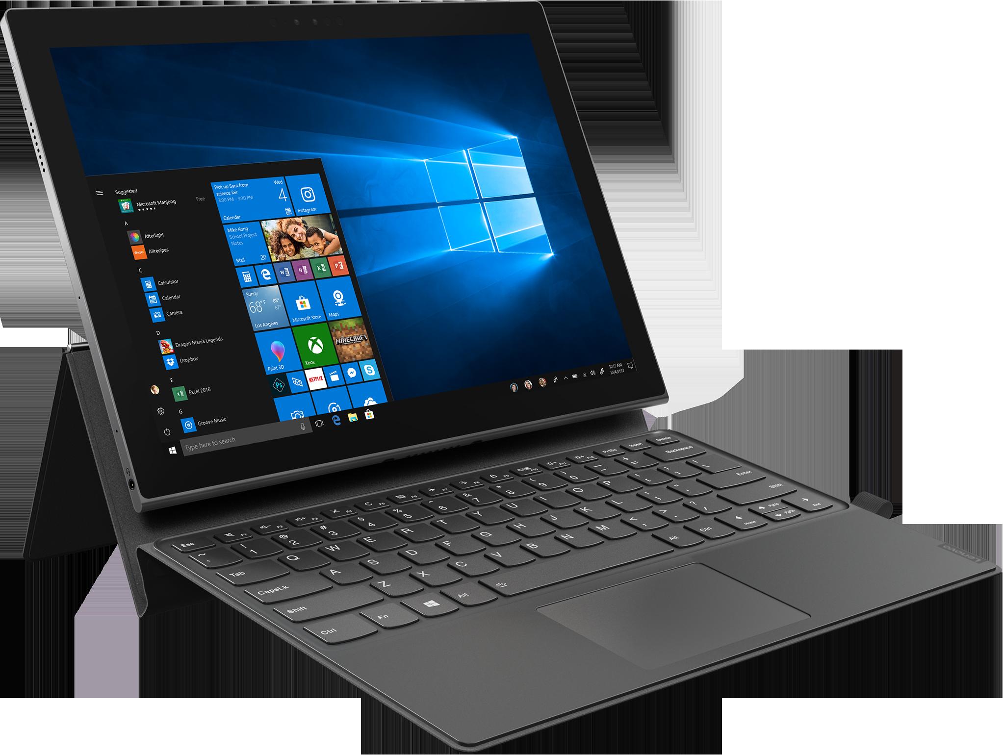 Buy Lenovo Miix 630 2 in 1 PC - Microsoft Store