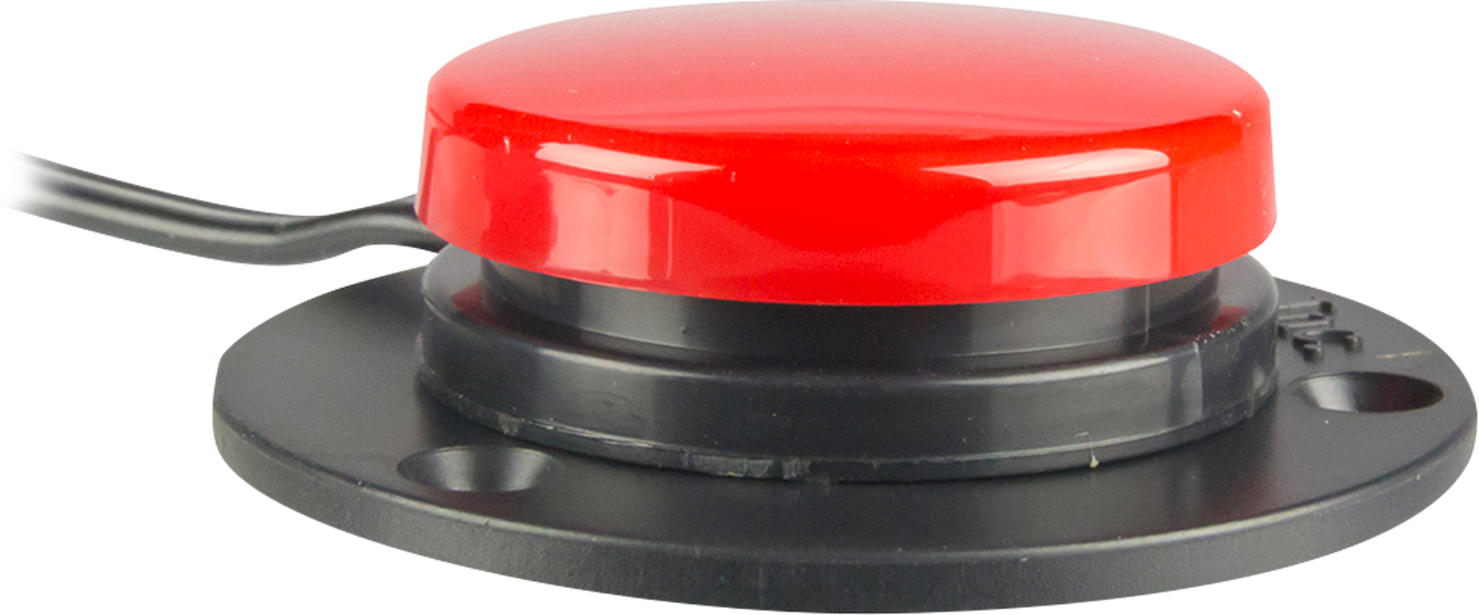 Roter Taster für den Xbox Adaptive Controller