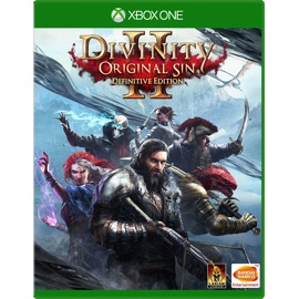 Cover of Divinity: Original Sin II Definitive Edition for Xbox One
