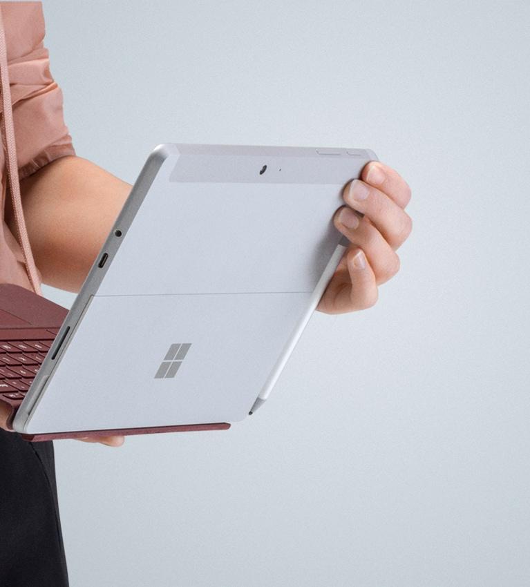 4d5bb6cb Her er den nye Surface Go – Bærbar power – Microsoft