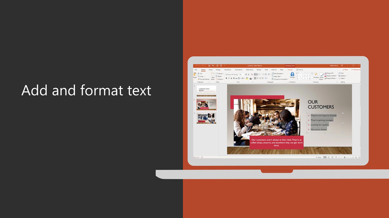 Add Bullets Or Numbers To Text Powerpoint Click On Either Diagram Below View A Larger Version Of It