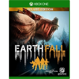 Cover of Earthfall Deluxe Edition for Xbox One