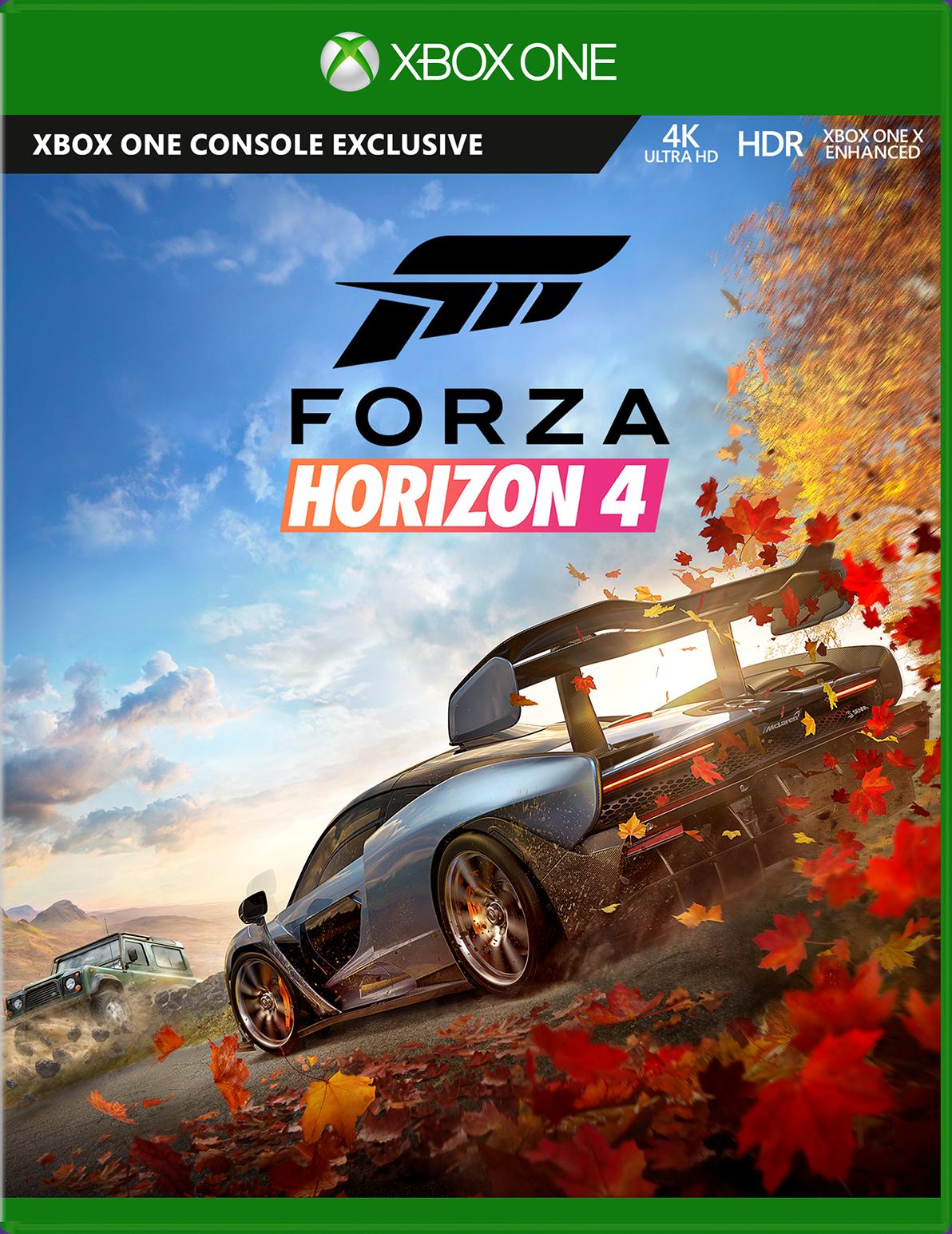 Buy Forza Horizon 4 for Xbox One - Microsoft Store
