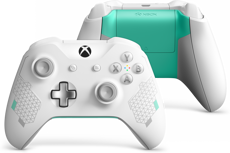 Xbox Wireless Controller - Sport White Special Edition