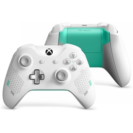 Xbox One Sport White Wireless Controller