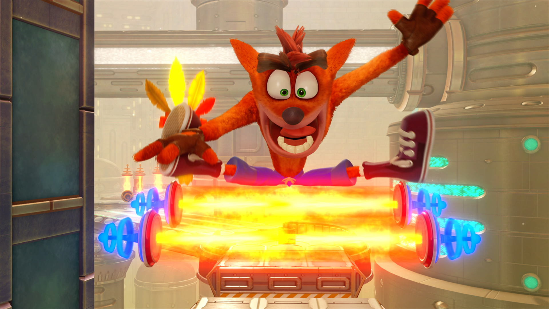 Crash Bandicoot N Sane Trilogy Xbox