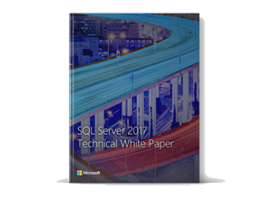 White paper técnico do SQL Server 2017