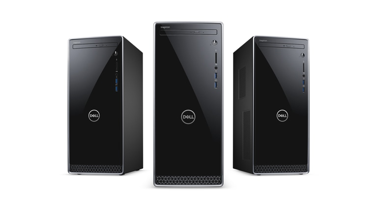 Buy Dell Inspiron 3670 i3670-5750BLK-PUS Desktop - Microsoft