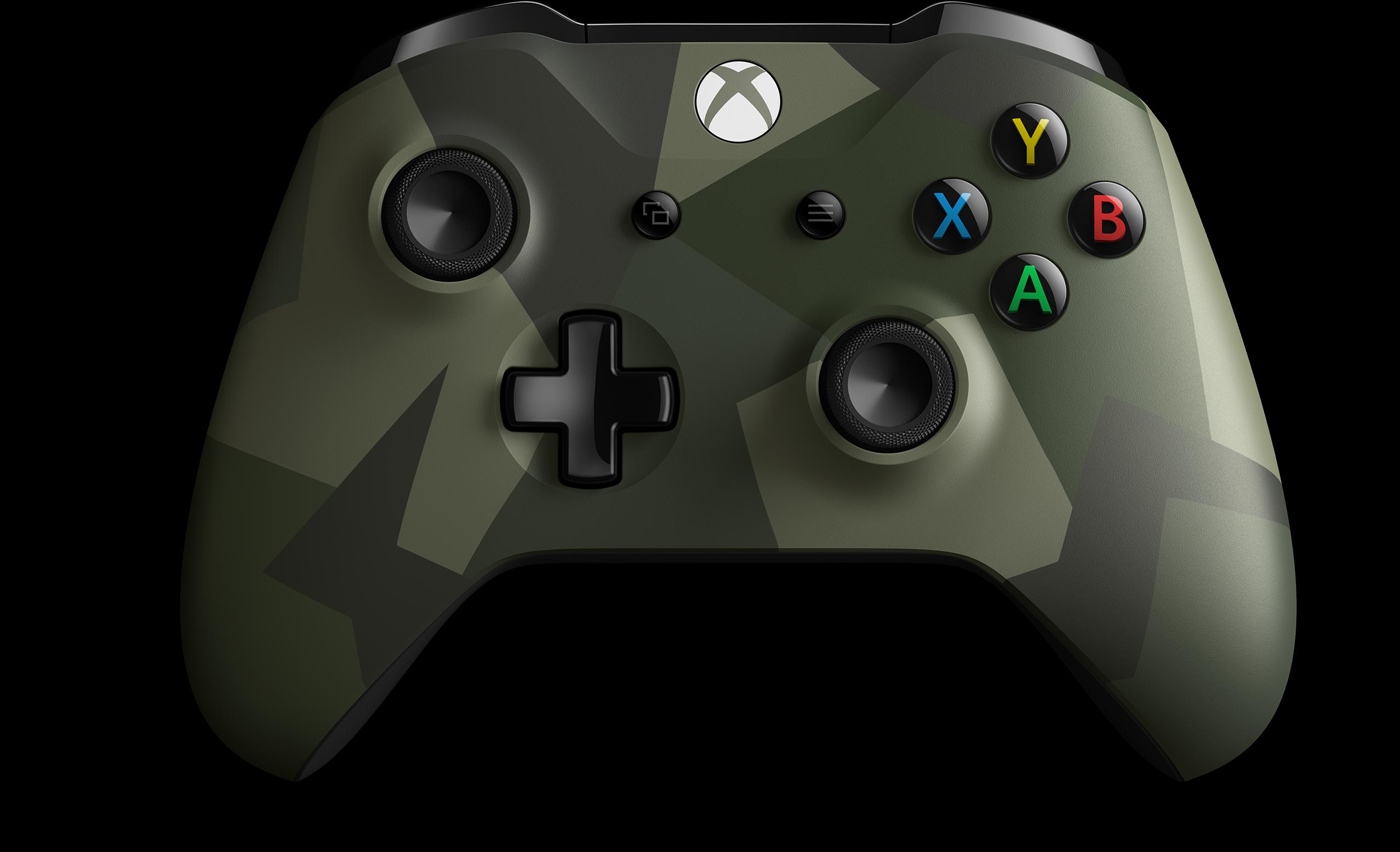 Mando inalámbrico Xbox Armed Forces II Special Edition