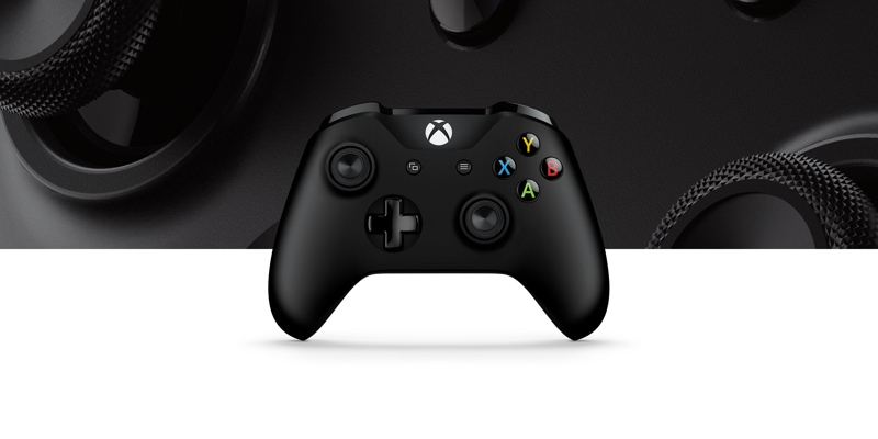 Xbox Wireless Controller – Black - Microsoft