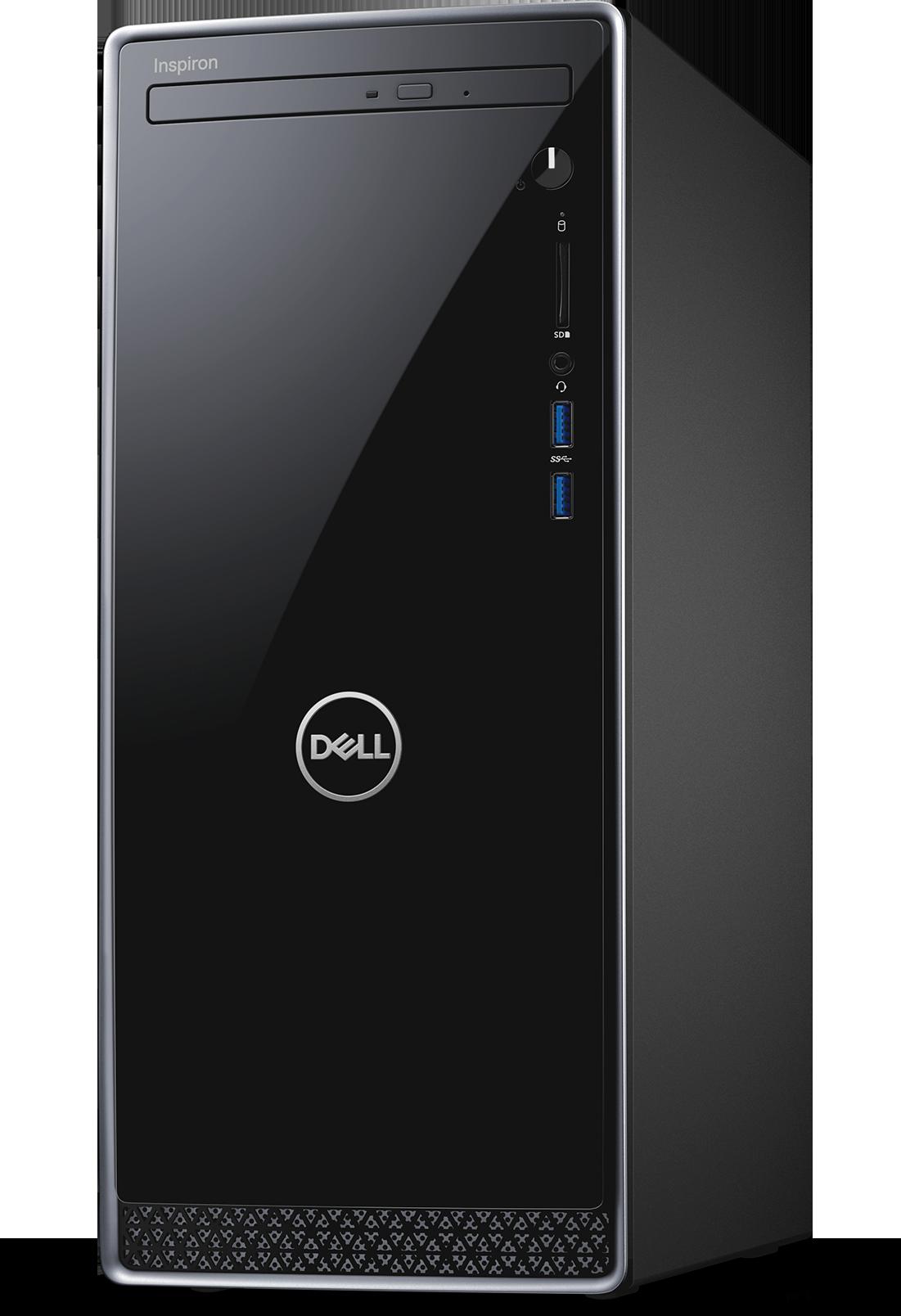Dell Inspiron 3670 i3670-5750BLK-PUS Desktop