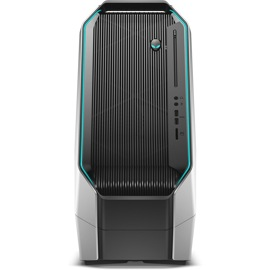 Front view of the Dell Alienware Area 51 R5