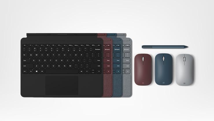 Nowe akcesoria Surface