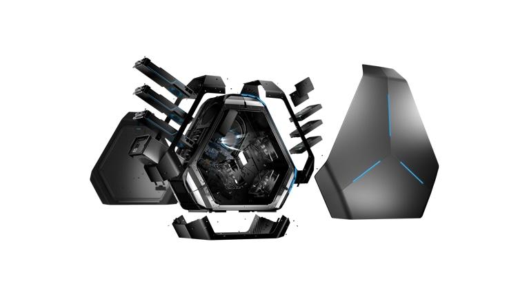 Buy Alienware Area-51 R5 AW51R5-7951SLV-PUS Gaming Desktop