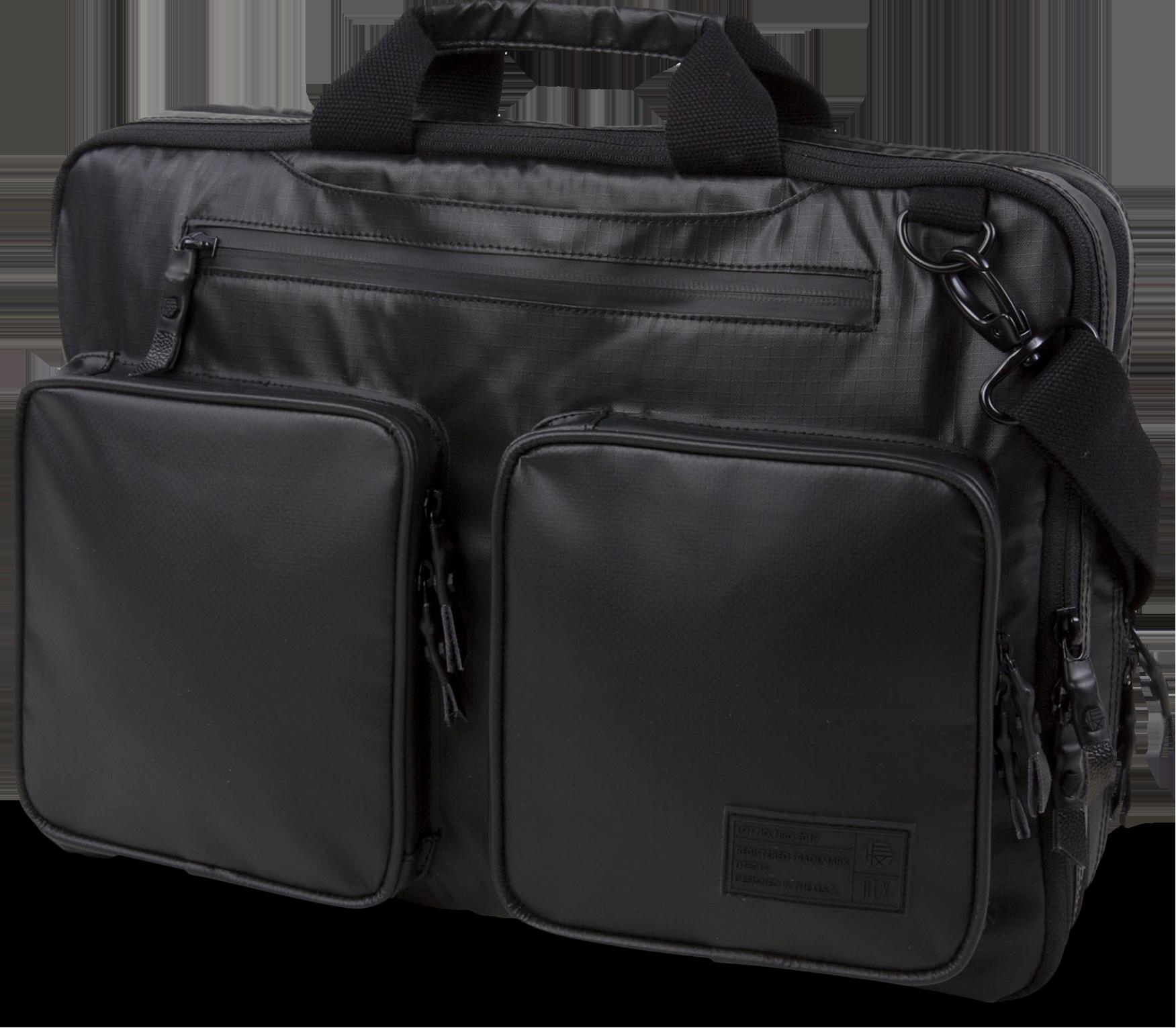 HEX Nero Expandable Laptop Briefcase