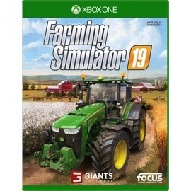 Maximum Games Farming Simulator 19 Xbox One Box Art