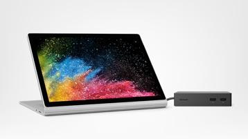 Surface Book 2 mit Dock