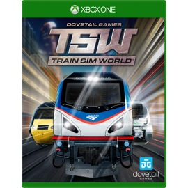 Cover of Train Sim World
