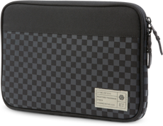 HEX Surface Go Sleeve in Black Checker (Nylon)