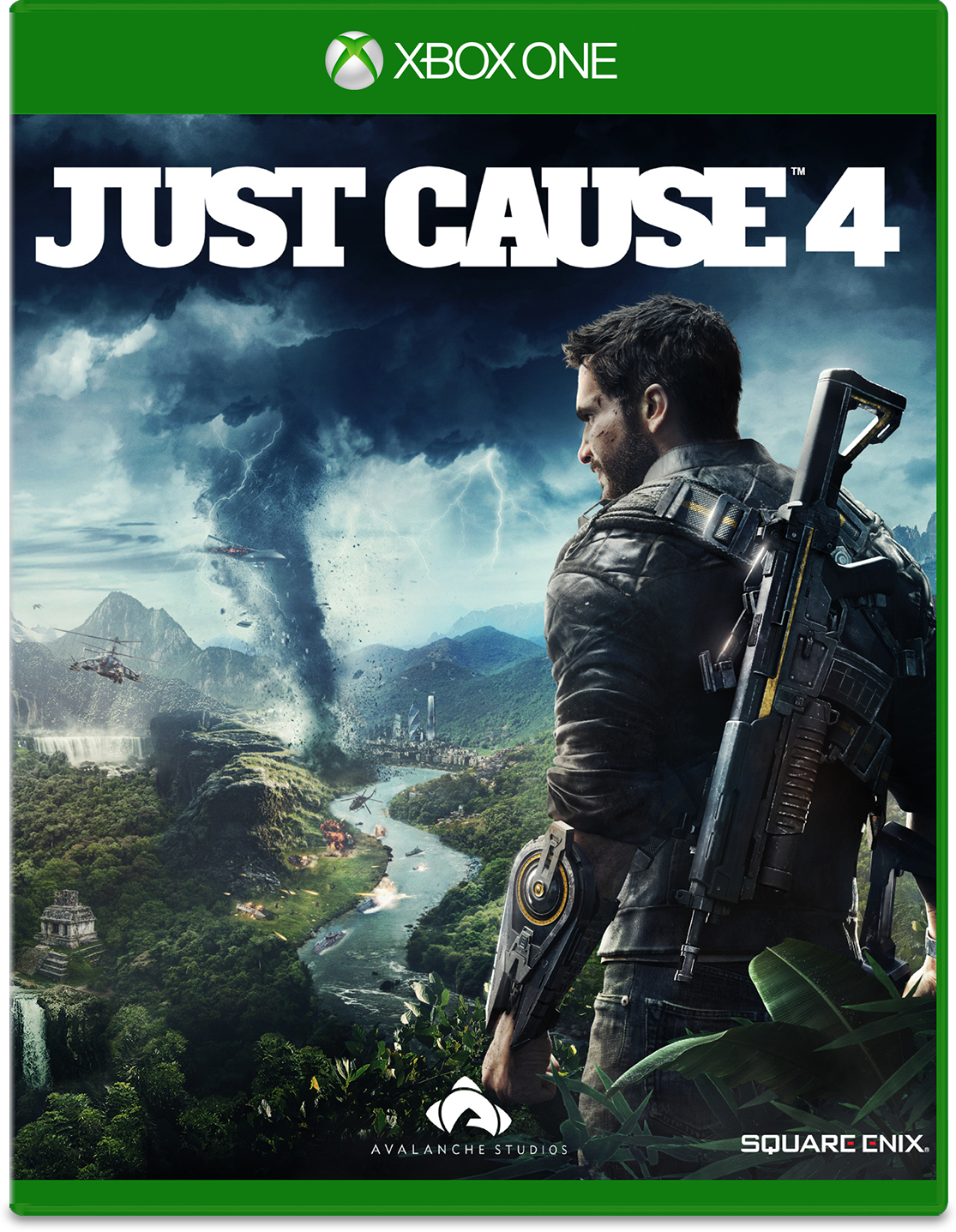 Cover of Just Cause 4 for Xbox One