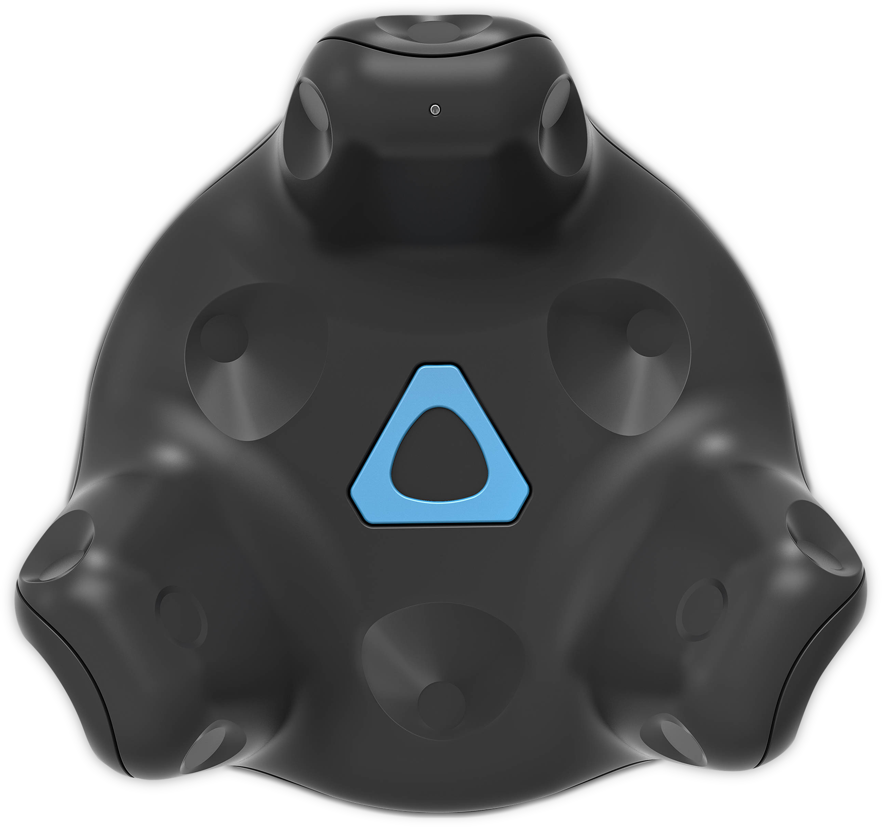 Top view of the HTC Vive Tracker