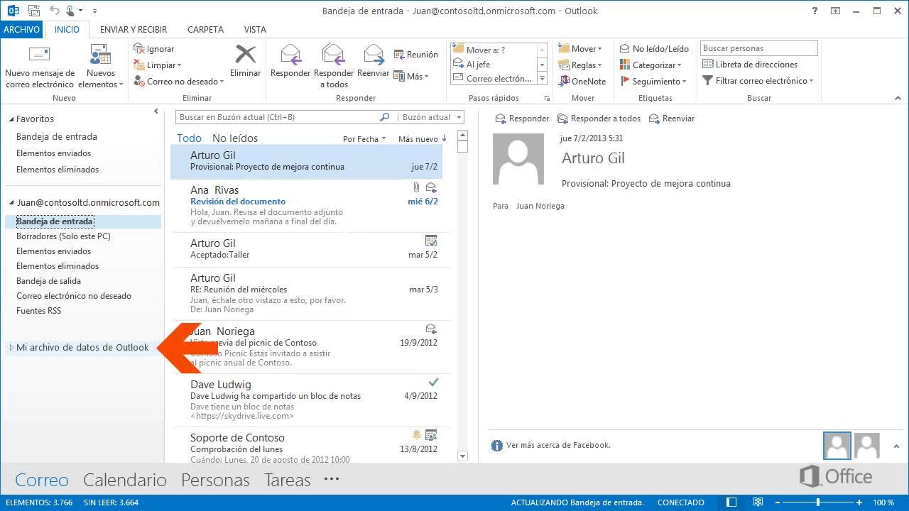 Vídeo: Más maneras de proteger el correo electrónico - Outlook