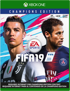 FIFA 19: Champions Edition for Xbox One