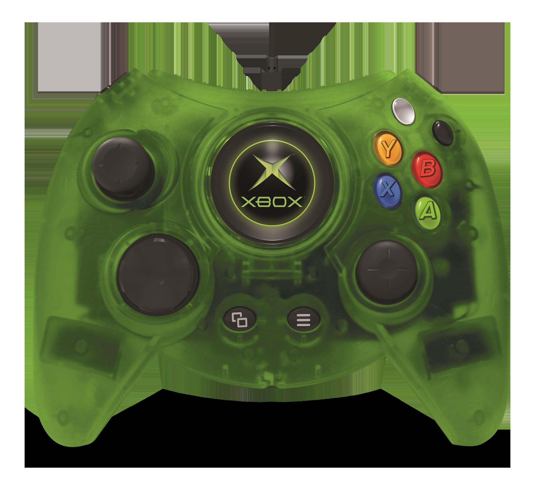 Bilde av Hyperkin Duke Kablet Kontroller (grønn)