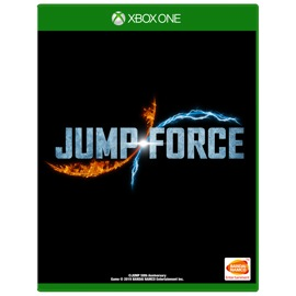 Cover of Jump Force for Xbox One