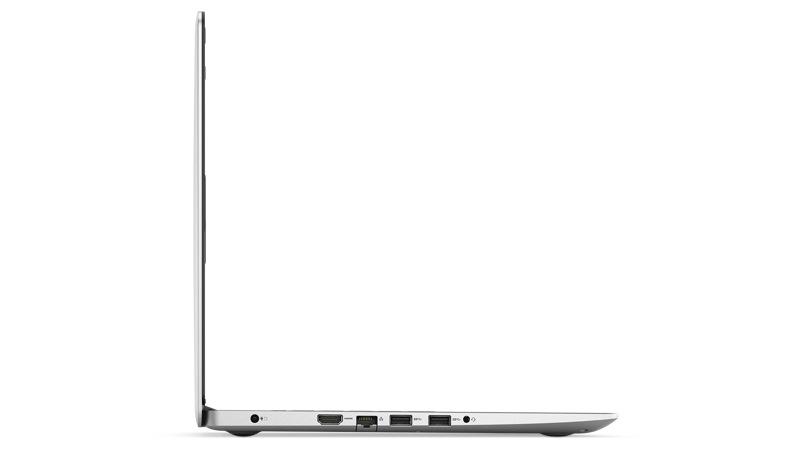 Vista derecha de la Dell Inspiron 5570