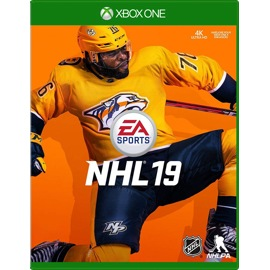 EA's NHL 19 for Xbox One