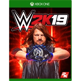 Take 2's WWE 2K19 for Xbox One