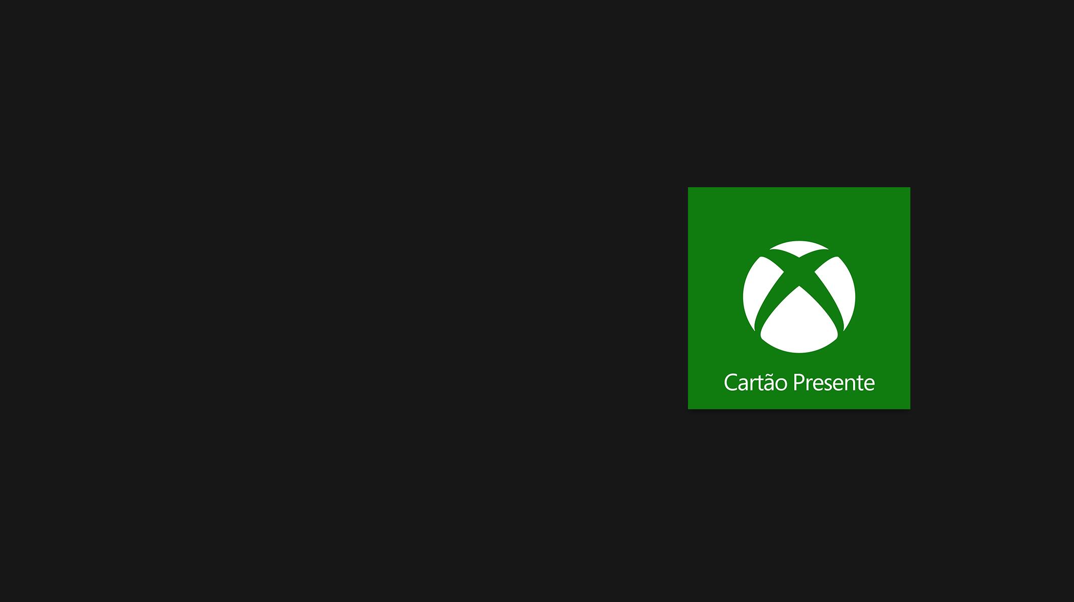 Xbox gift card