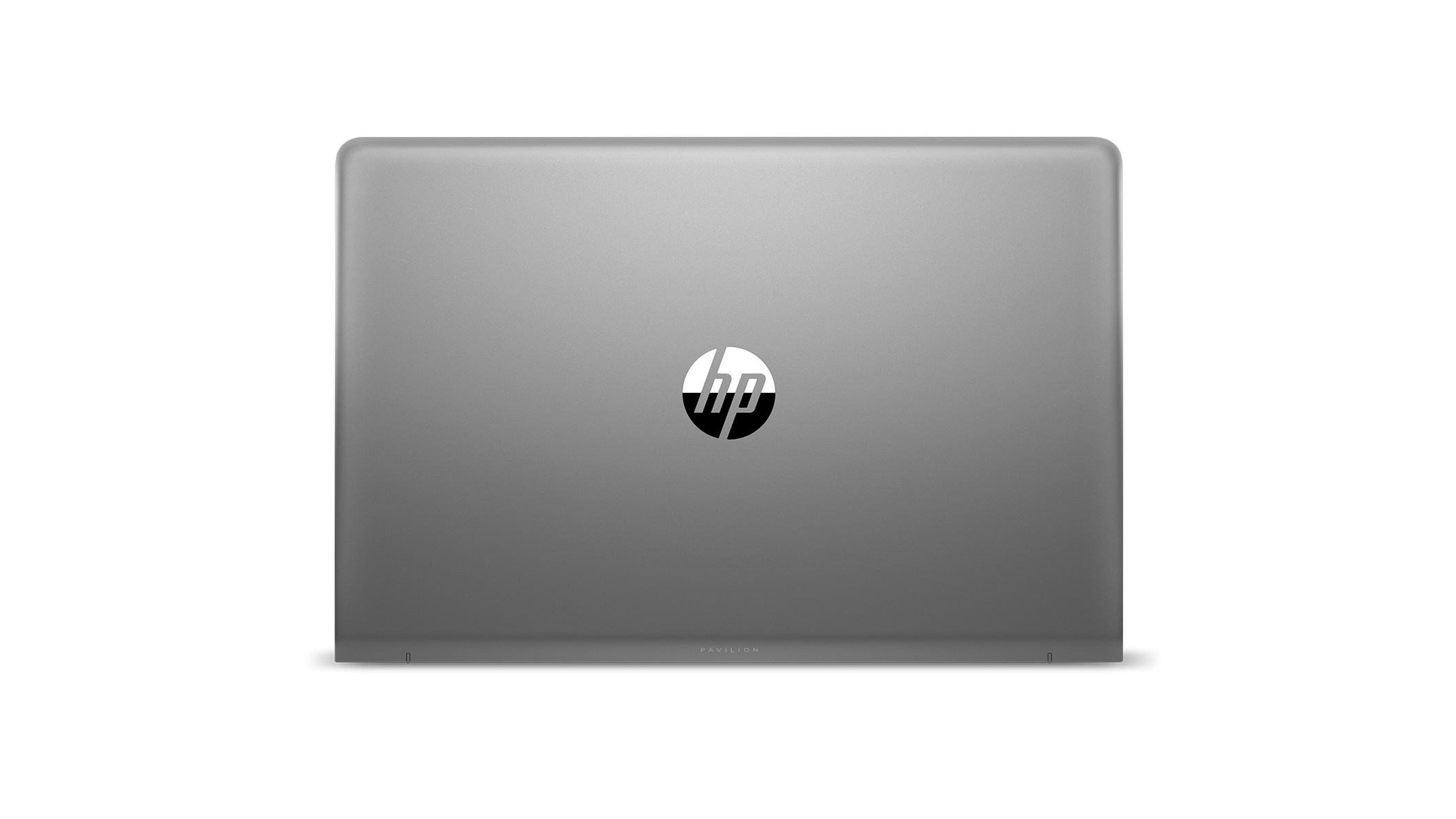 Rear view of the HP Pavilion 15