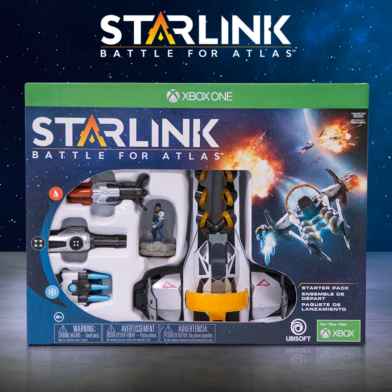 Buy Starlink: Battle for Atlas Starter Pack for Xbox One - Microsoft Store
