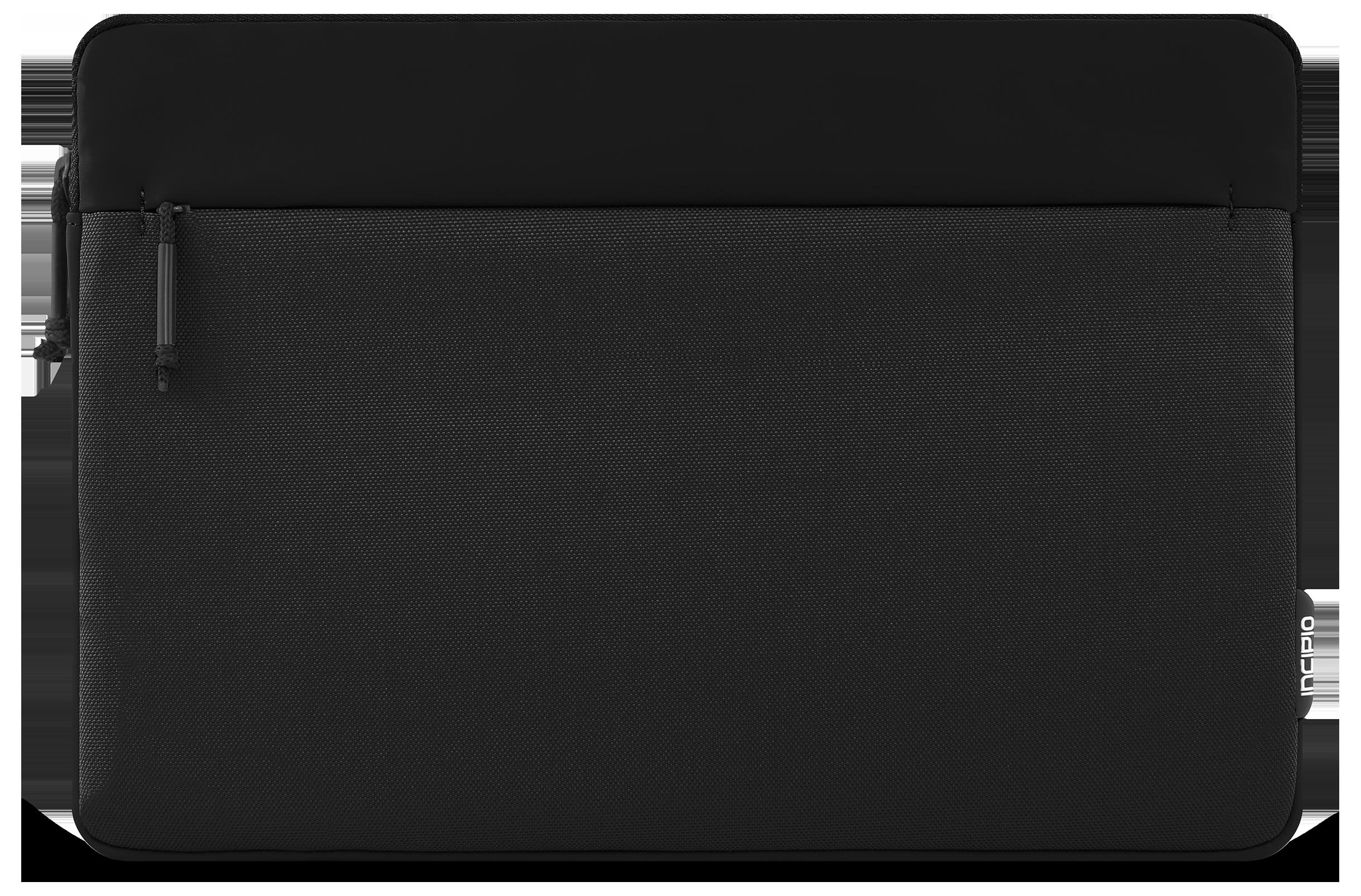 Etui Incipio Truman na urządzenie Surface Go wkolorze czarnym od przodu
