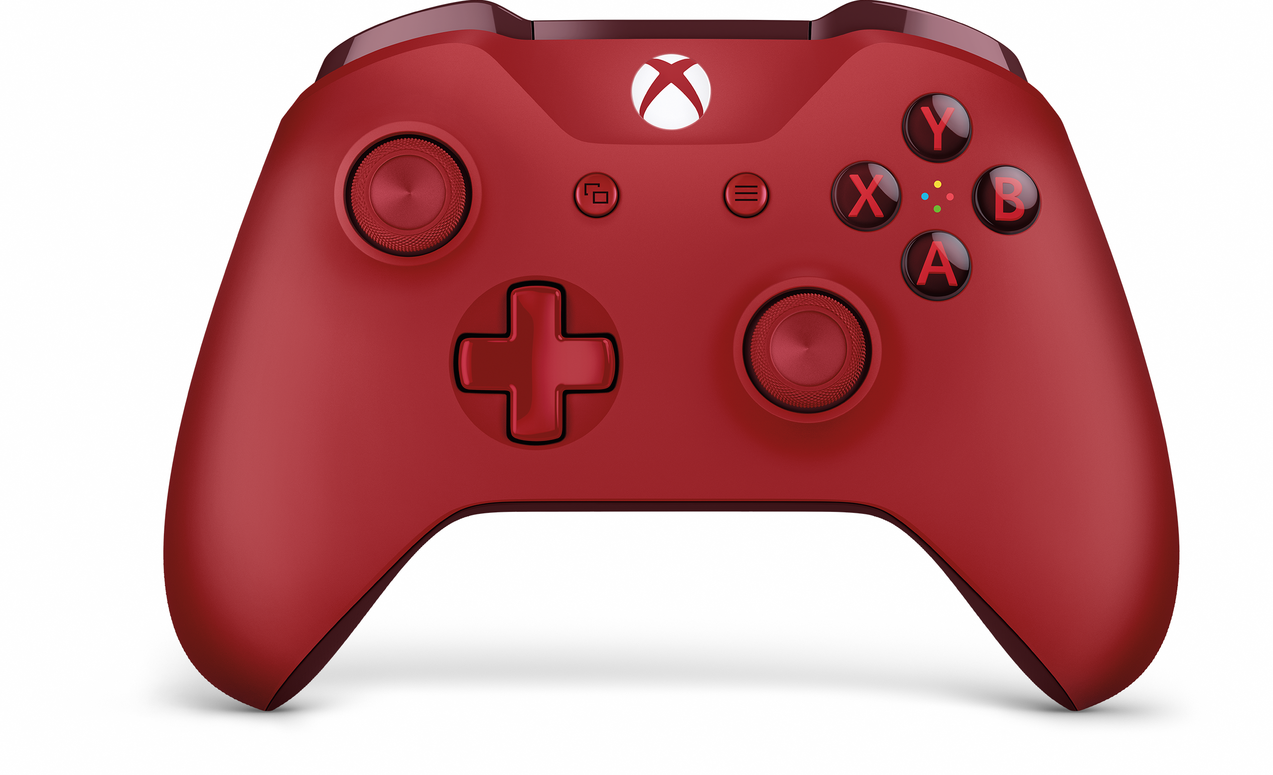 Xbox Wireless Controller Red Microsoft