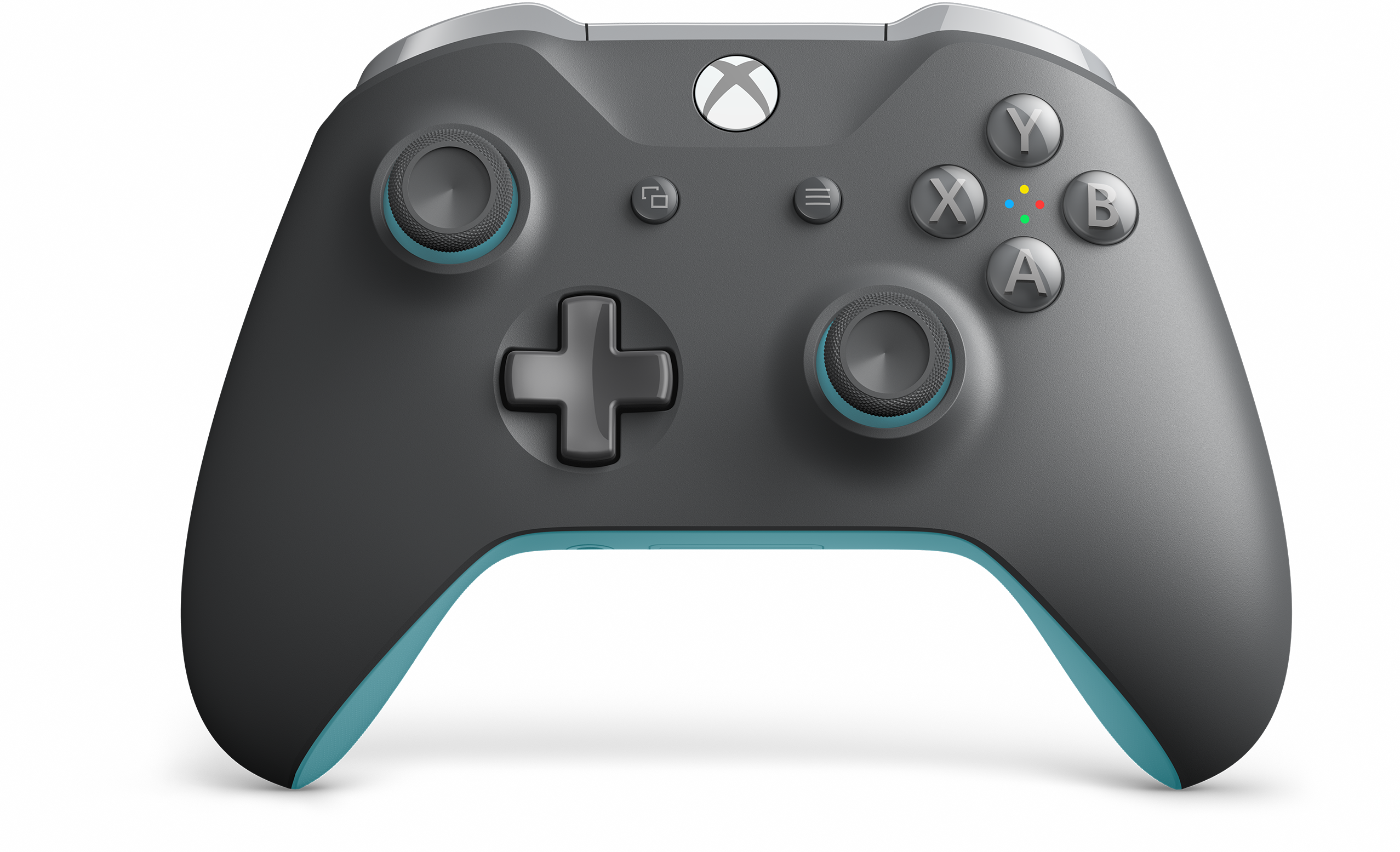Image of Xbox Wireless Controller - Grey/Blue