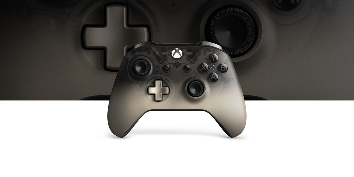 Phantom Black Xbox One wireless controller