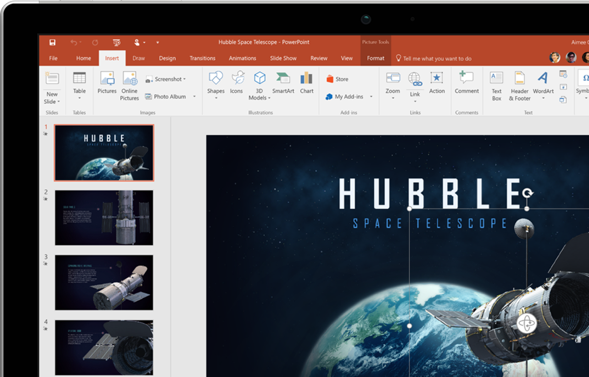 download ms powerpoint 2016 free for pc