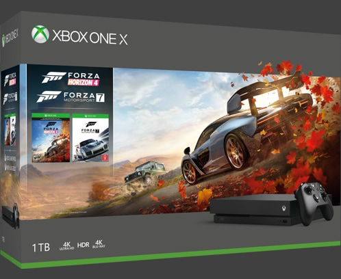 Buy Xbox One X 1tb Console Microsoft Store