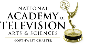 Logo for National Academy of Television Arts & Sciences Northwest Chapter